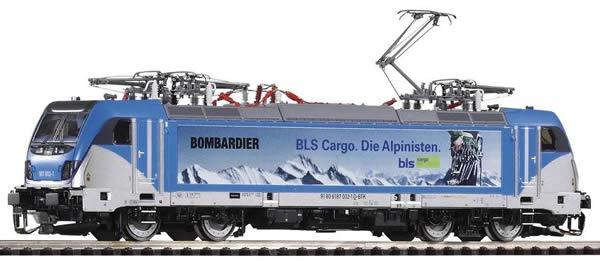 Piko 47450 - Electric Locomotive Class 187 BLS