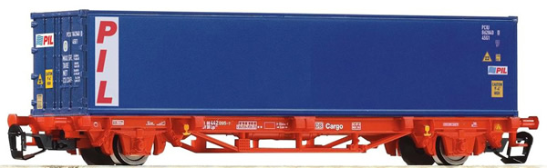 Piko 47719 - Container wagon Lgs579 PIL of the DB AG
