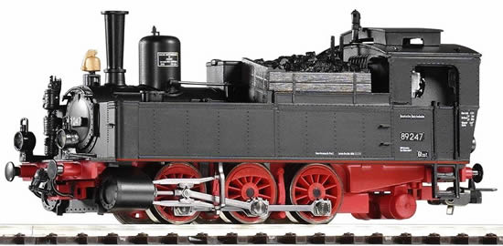 Piko 50057 - German Steam Locomotive BR 89.2 of the DR