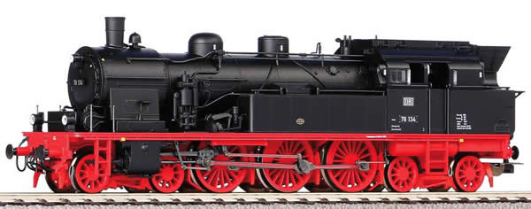 Piko 50600 - German Steam locomotive BR 78 of the DB