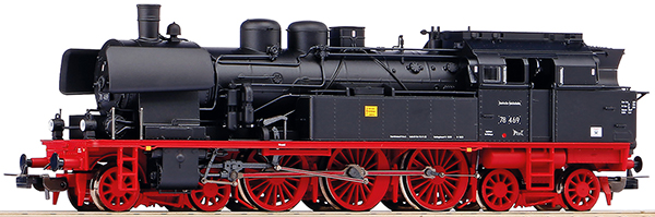 Piko 50606 - German Steam locomotive class 78 of the DR (DCC Sound Decoder)