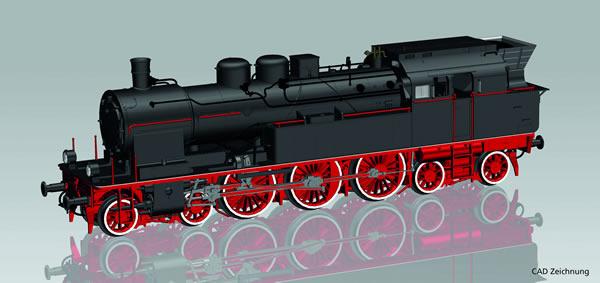 Piko 50611 - Polish Steam locomotive Oko1 of the PKP