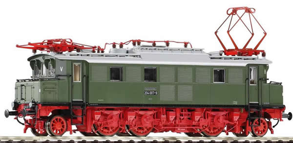 Piko 51008 - German Electric Locomotive BR 204 of the DR