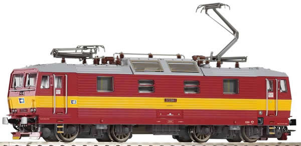 Piko 51049 - Czech Electric Locomotive BR 372 of the CD cargo