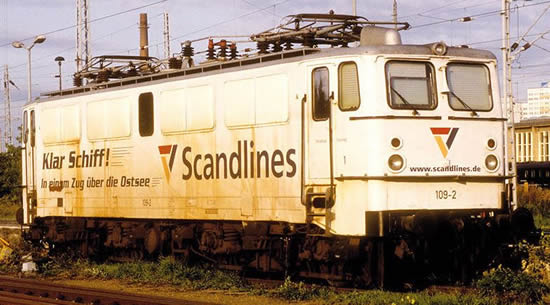 Piko 51056 - Electric Locomotive Class 109 Scandlines
