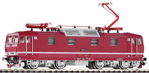 Piko 51060 - German Electric Locomotive BR 230 of the DR