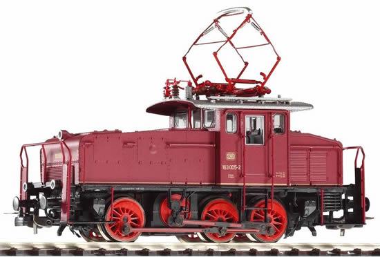 Piko 51086 - German Electric Locomotive BR 163 BBC of the DB
