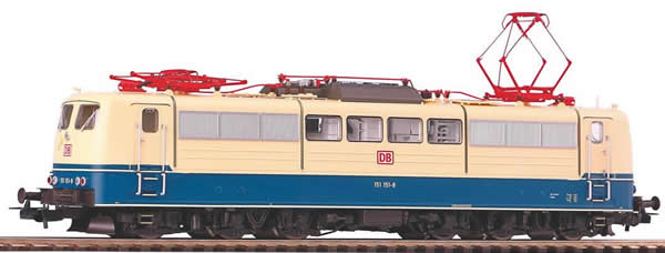 Piko 51303 - German Electric Locomotive BR 151 of the DB AG