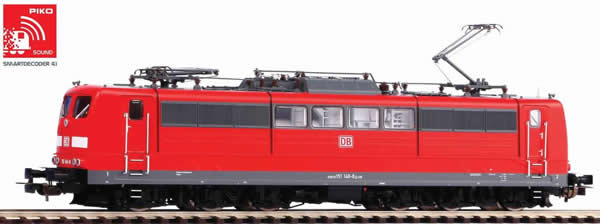 Piko 51309 - German Electric Locomotive BR 151 of the DB AG (Sound)