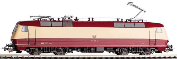 Piko 51322 - German Electric Locomotive 120 005-4 of the DB (DCC Sound Decoder)