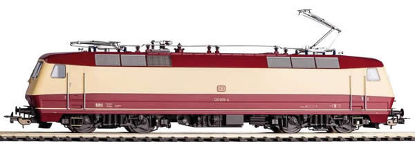 Piko 51323 - German Electric Locomotive 120 005-4 of the DB (Sound)