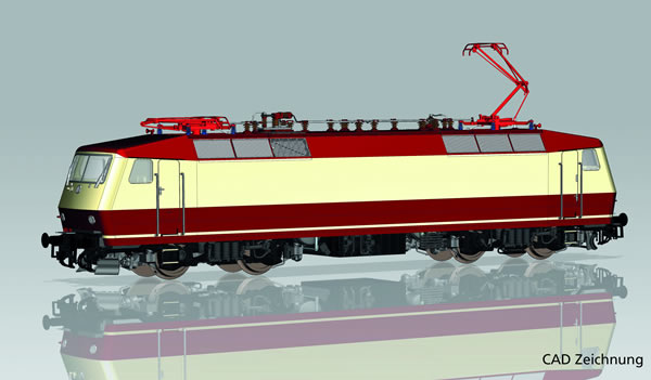Piko 51333 - German Electric Locomotive BR 120 of the DB (Sound)