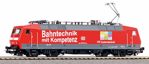Piko 51336 - German Electric Locomotive BR 120 of the DB AG (Sound)