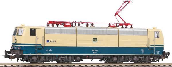 Piko 51345 - German Electric locomotive BR 181.2 Saar of the DB