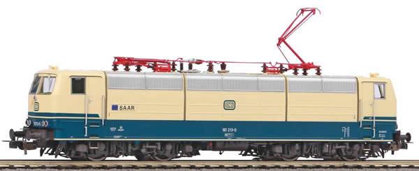 Piko 51347 - German Electric locomotive BR 181.2 Saar of the DB (Sound)