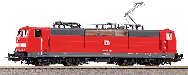 Piko 51350 - German Electric locomotive class 181.2 Saar of DB (DCC Sound Decoder)
