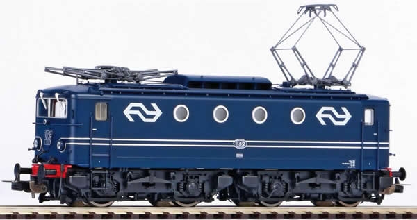 Piko 51360 - Dutch Electric Locomotive Rh 1100 of the NS