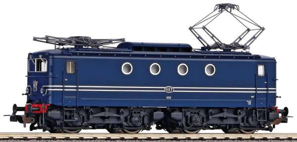 Piko 51366 - Dutch Electric locomotive Rh 1100 of the NS (DCC Sound Decoder)