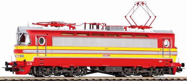 Piko 51382 - Czechoslovakian Electric locomotive BR S499 of the CSD (DCC Sound Decoder)