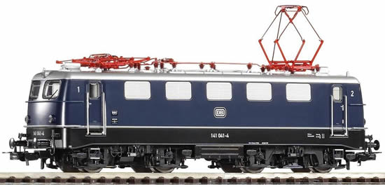 Piko 51515 - German Electric Locomotive BR 141 of the DB - blue