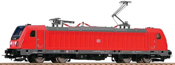 Piko 51580 - German Electric Locomotive BR 147 of the DB AG