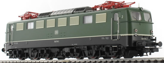 Piko 51640 - German Electric Locomotive BR 150 of the DB - green
