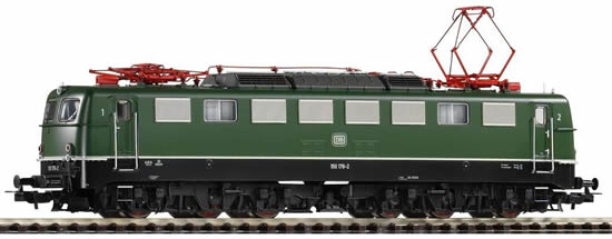 Piko 51641 - German Electric Locomotive BR 150 of the DB - green