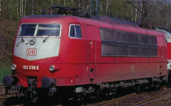 Piko 51672 - German Electric Locomotive BR 103 of the DB AG