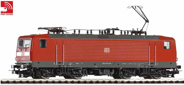 Piko 51705 - German Electric Locomotive BR 112 of the DB AG