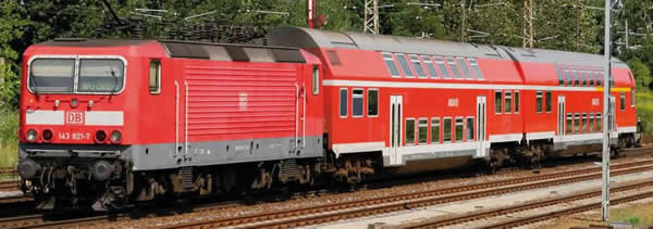 Piko 51706 - German Electric Locomotive BR 143 of the DB AG