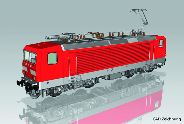 Piko 51714 - German Electric Locomotive BR 143 of the DB AG (Sound)