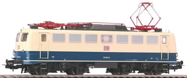 Piko 51743 - German Electric Locomotive BR 110 of the DB AG