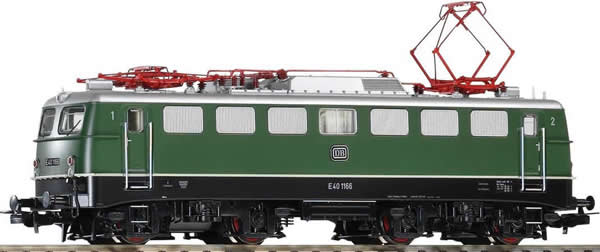 Piko 51751 - German Electric Locomotive BR E40.11 of the DB