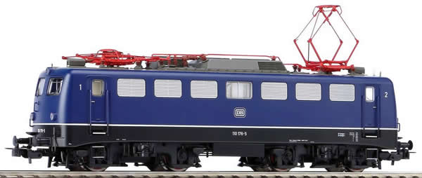 Piko 51753 - German Electric Locomotive BR 110 of the DB