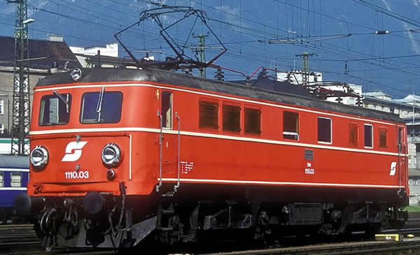 Piko 51766 - Austrian Electric Locomotive BR 1110 of the OBB