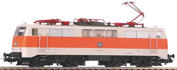 Piko 51845 - German Electric Locomotive BR 111 S-Bahn Rhein-Ruhr of the DB