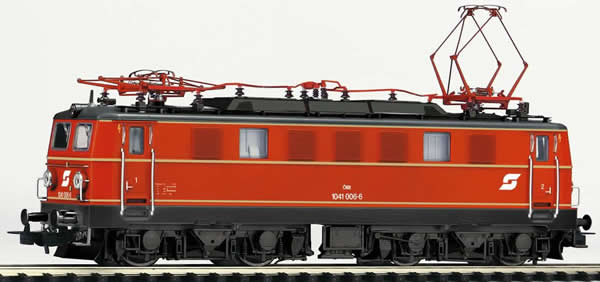 Piko 51882 - Austrian Electric Locomotive Rh 1041 of the OBB (DCC Sound Decoder)