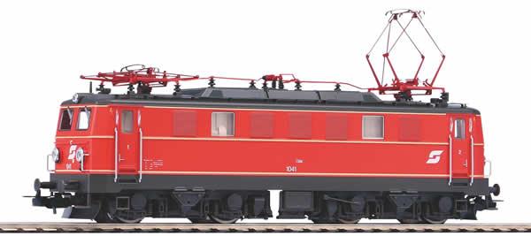 Piko 51889 - Austrian Electric Locomotive Rh 1041 of the ÖBB (Sound)