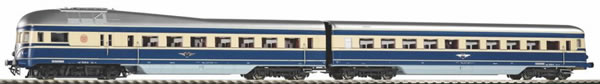 "Piko 52073 - Austrian Diesel railcar Rh 5045 ""Blauer Blitz"" of the ÖBB (DCC Sound Decoder)"