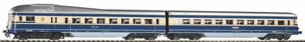 """Piko 52073 - Austrian Diesel railcar Rh 5045 """"Blauer Blitz"""" of the ÖBB (DCC Sound Decoder)"""