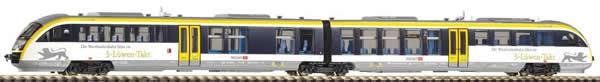 Piko 52088 - German Diesel Railcar BR 642 Desiro of the DB