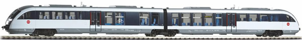 Piko 52091 - Danish Diesel railcar Desiro of the DSB