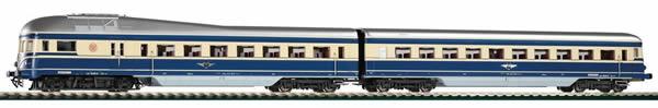 Piko 52269 - Austrian Diesel Railcar Class 5045 Blauer Blitz of the BBÖ
