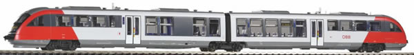 Piko 52292 - Austrian Diesel railcar Desiro Rh 5022 of the ÖBB