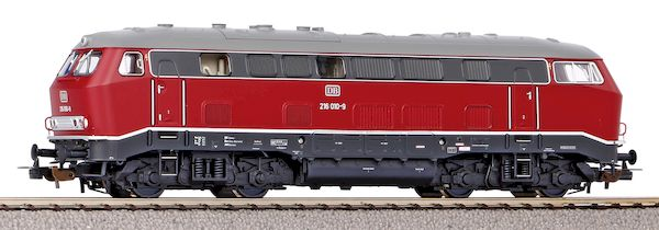 Piko 52400 - German Diesel locomotive BR 216 of the DB