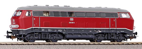 Piko 52402 - German Diesel locomotive BR 216 of the DB (DCC Sound Decoder)