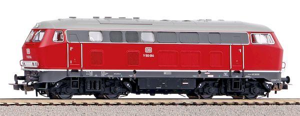 Piko 52407 - German Diesel Locomotive BR V 160 of the DB (Sound)