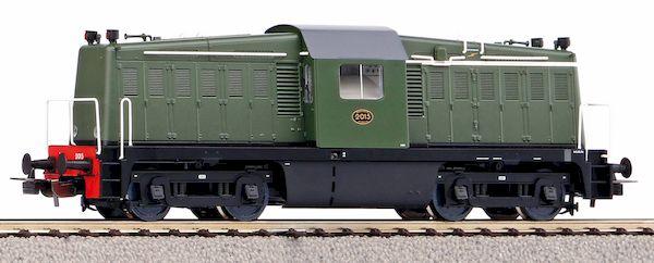 Piko 52463 - Dutch Diesel Locomotive Rh 2000 of the NS (Sound)