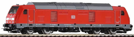 Piko 52512 - German Diesel Locomotive BR 245 of the DB AG (DCC Sound Decoder)