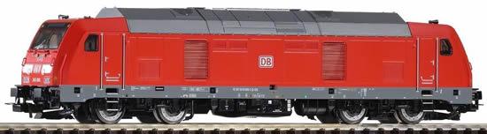 Piko 52513 - German Diesel Locomotive BR 245 of the DB AG (DCC Sound Decoder)